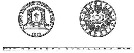 Ris 100 S Johann Strauß Jahr 1975 Bundesrecht Konsolidiert