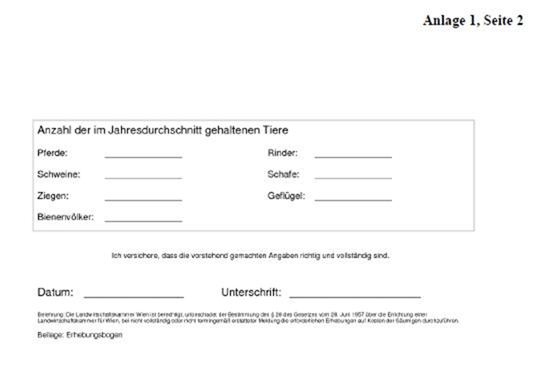 RIS - Wiener Landwirtschaftskammergesetz - Landesrecht konsolidiert ...